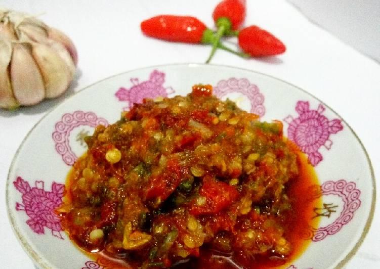 Resep Sambal Goang