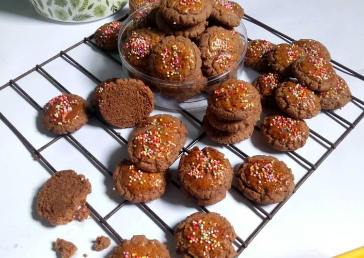 Resep Chui Kao So Cookies Chocolate