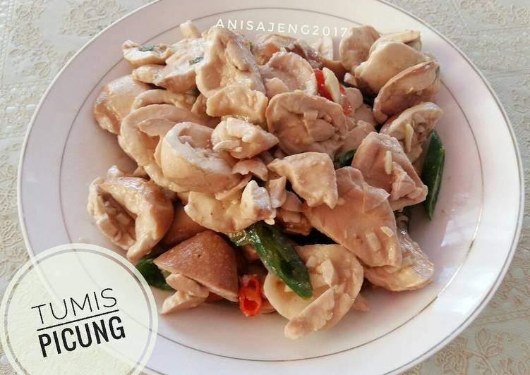 Resep Tumis Picung