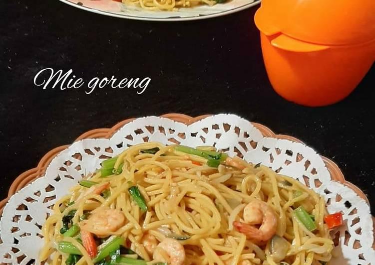 Resep Mie Goreng Udang