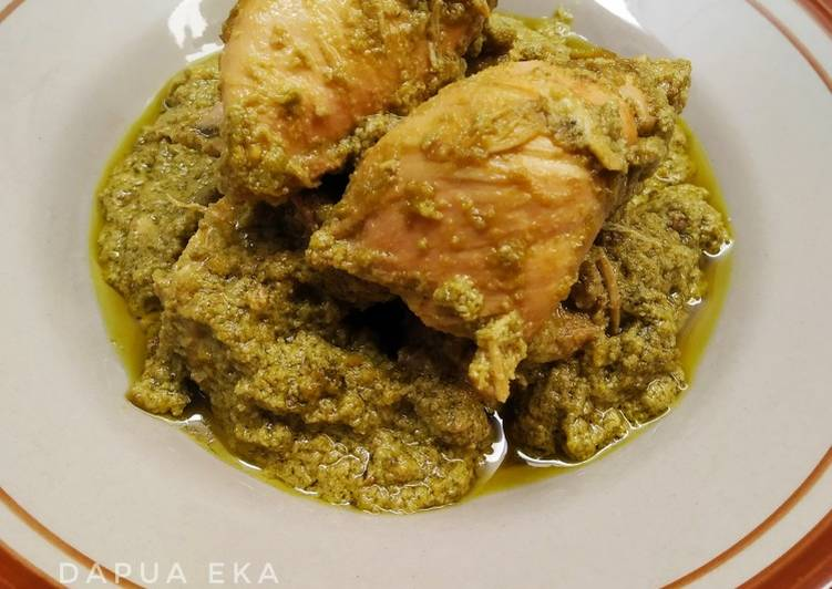 Resep Ayam Lado Mudo Khas Sumbar