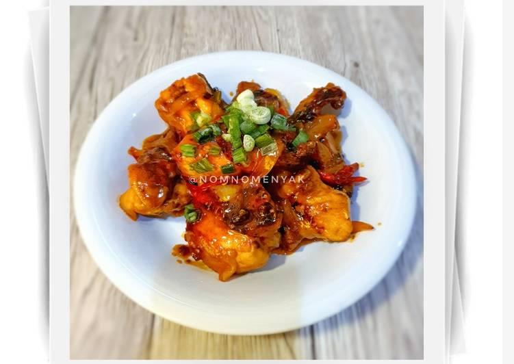 Resep Ayam Panggang Asem Pedas