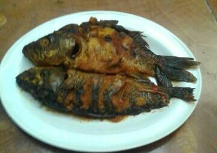 Resep Pindang ikan mas