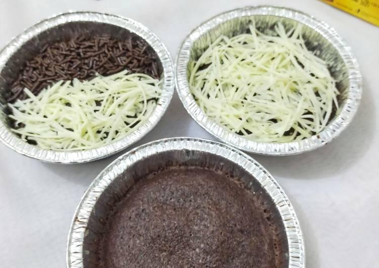 Resep Bolu Kukus Chocolatos (5 Bahan)