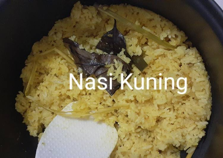 Resep Nasi Kuning Magic com