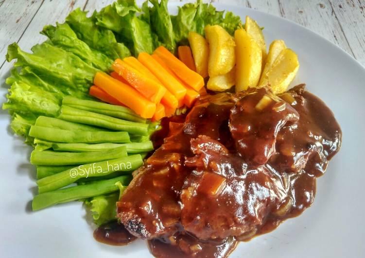 Resep Beef Steak (#pr_recookamerikaamerhoma)