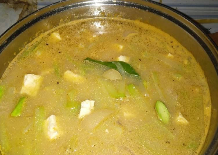 Resep Resep sambal goreng manisa