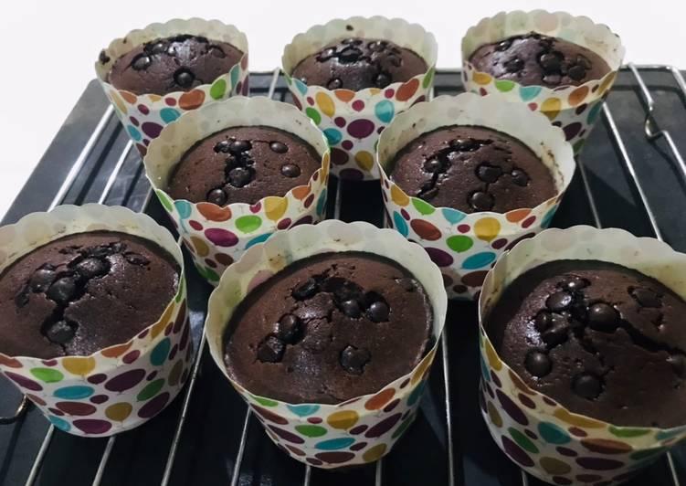 Resep Cupcake Chocolate