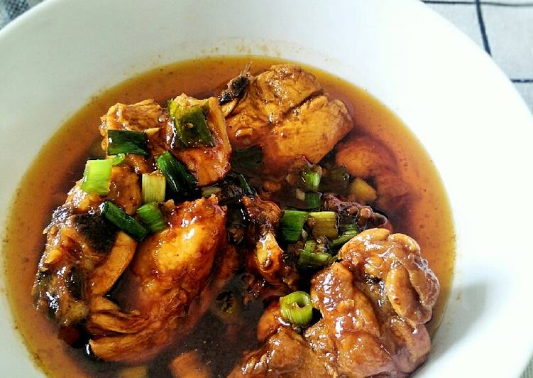 Resep Ayam Goreng Saos Mentega