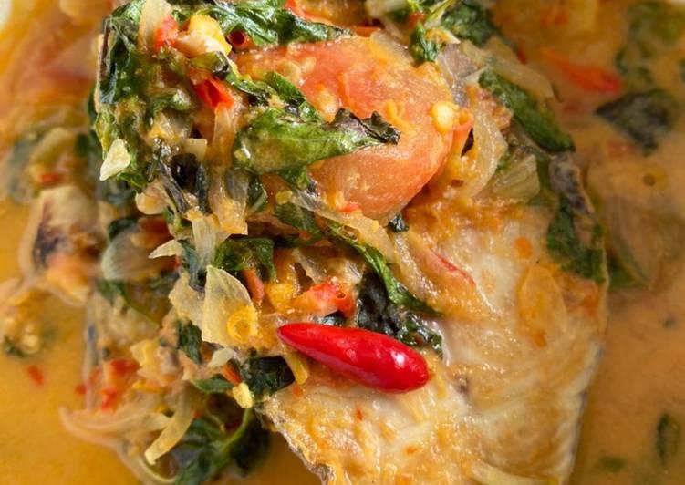 Resep Mangut ikan (versi rada diet)