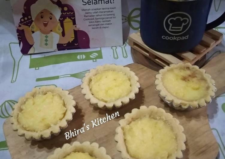 Resep Pie Susu Keju
