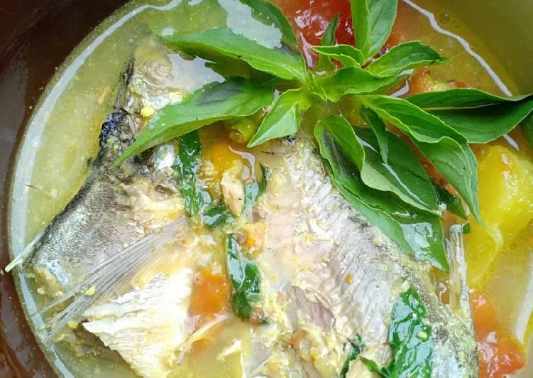 Resep Ikan Kuah Pindang
