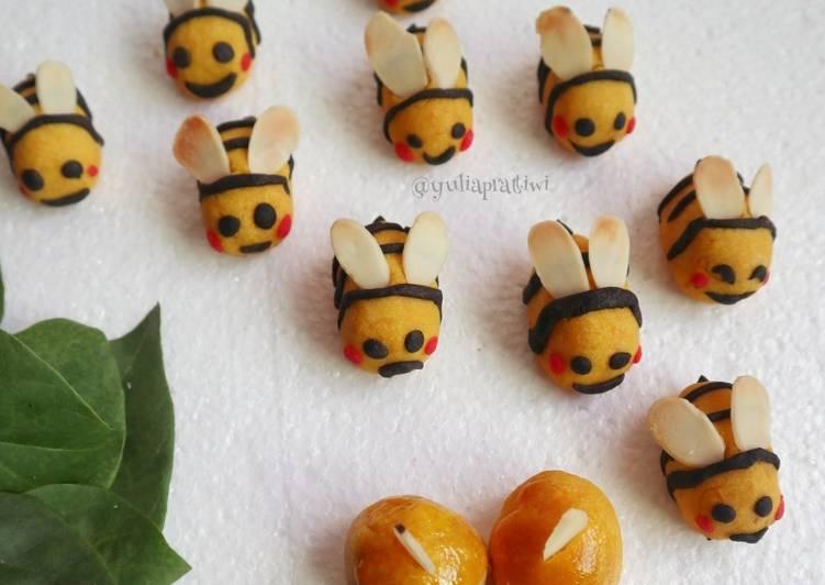 Resep Nastar Karakter Lebah