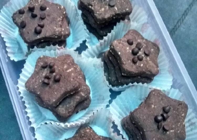 Resep Gluten-free Chocolate Shortbread