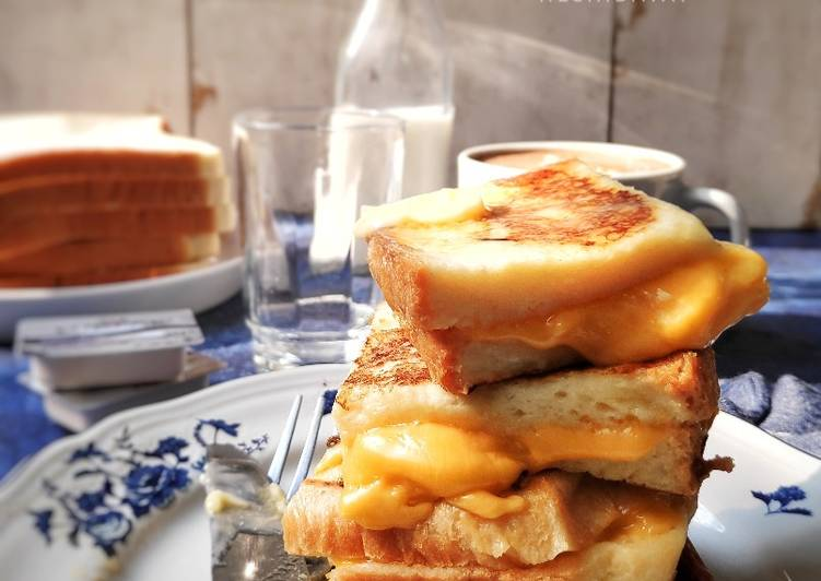 Resep French Toast Isi