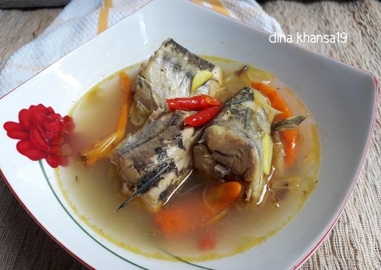 Resep Ikan Kuah Asam #5