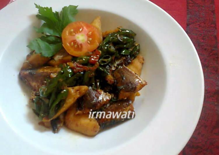 Resep Ikan Pindang dan Tahu Lombok Ijo