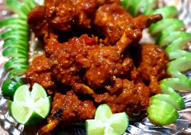 Resep Ayam bumbu BaliKu