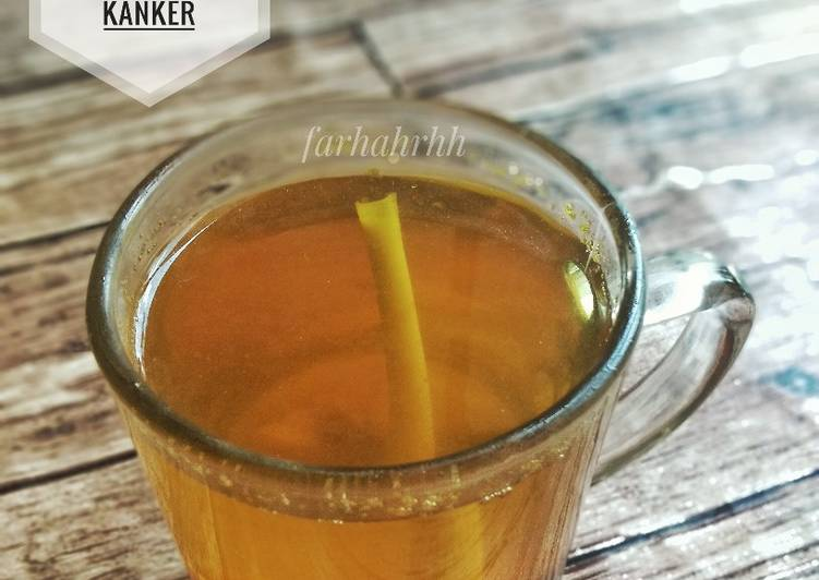Resep Herbal Drink (Anti Kanker)