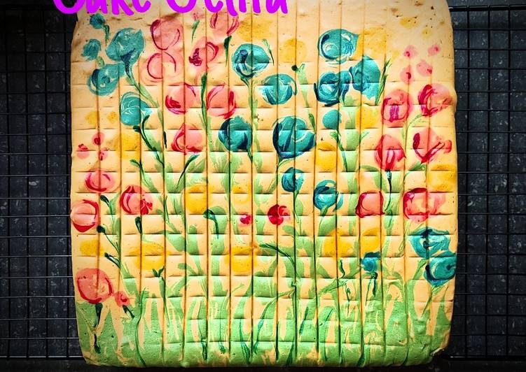 Resep Cake Jelita