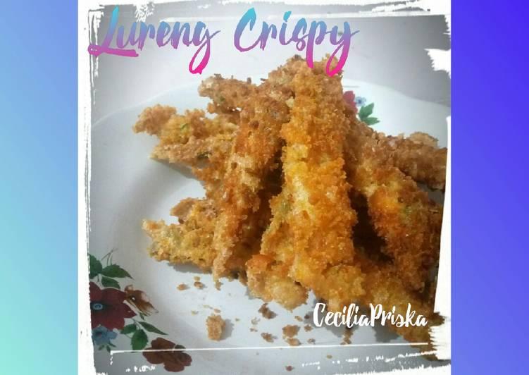 Resep LuReng Crispy (Telur goreng)