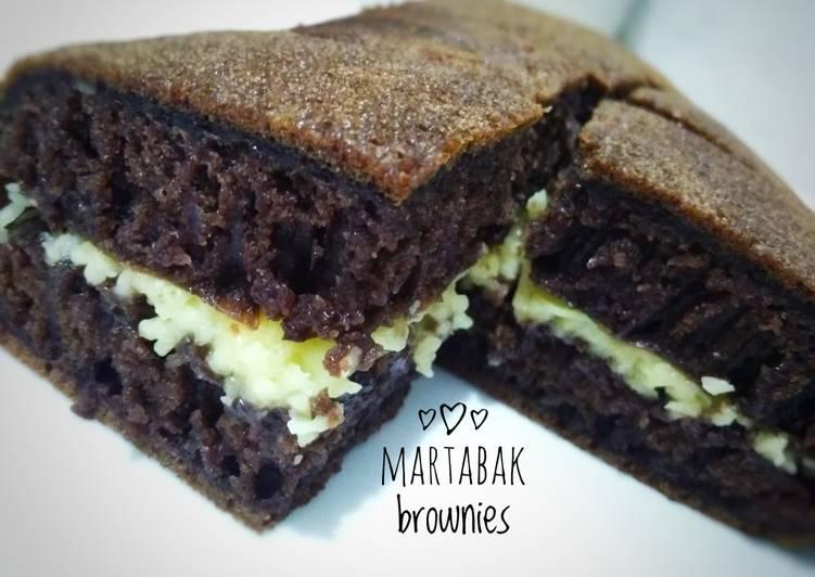 Resep Martabak brownies