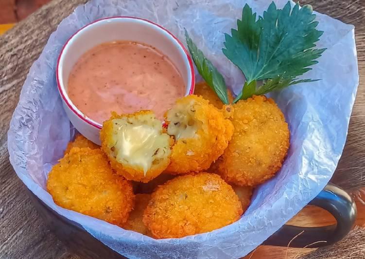 Resep Potato Pom Pom