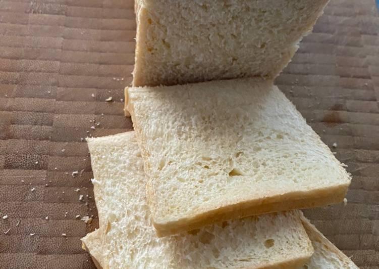 Resep Roti tawar NCC