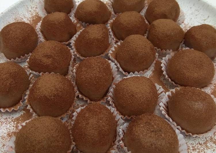 Resep klepon coklat #jemputrejeki #siapramadan