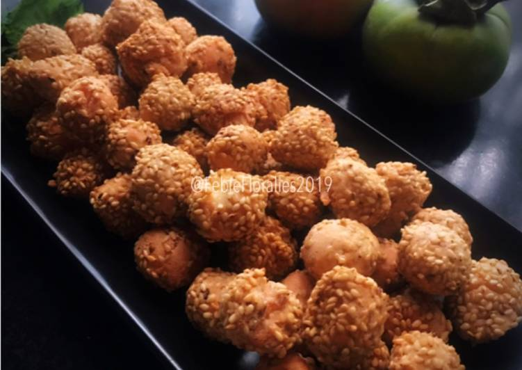 Resep Onde-Onde mini dan Tips