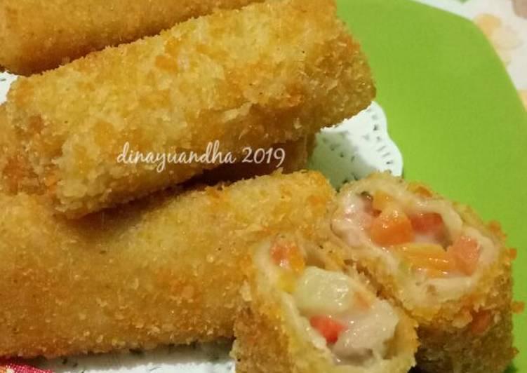 Resep Risol Ayam