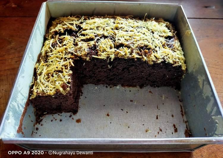 Resep Chocolate Cake Bar