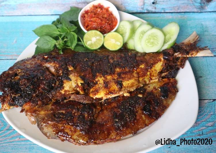 Resep Ikan kue Bakar