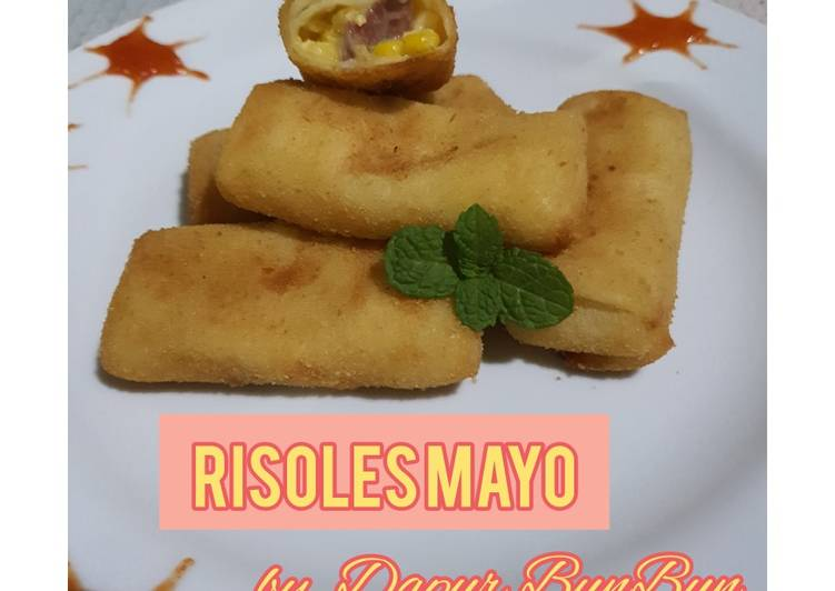 Resep Risoles Mayo