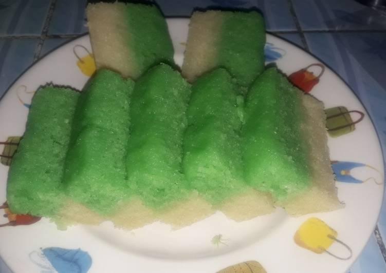 Resep Casava cake
