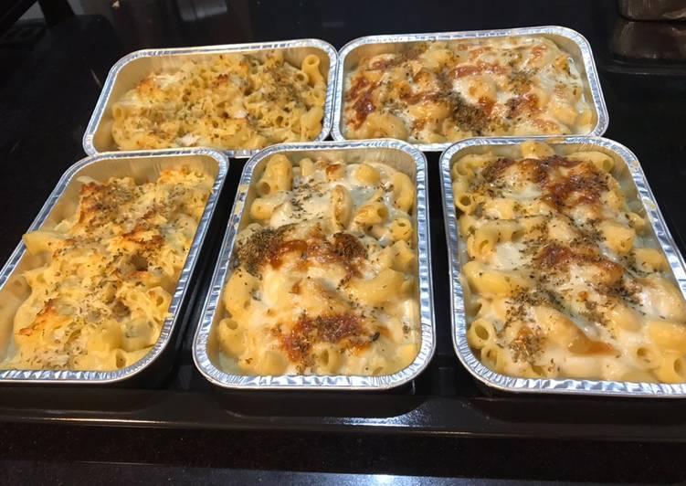Resep Macaroni Panggang (Resep Perbaikan)