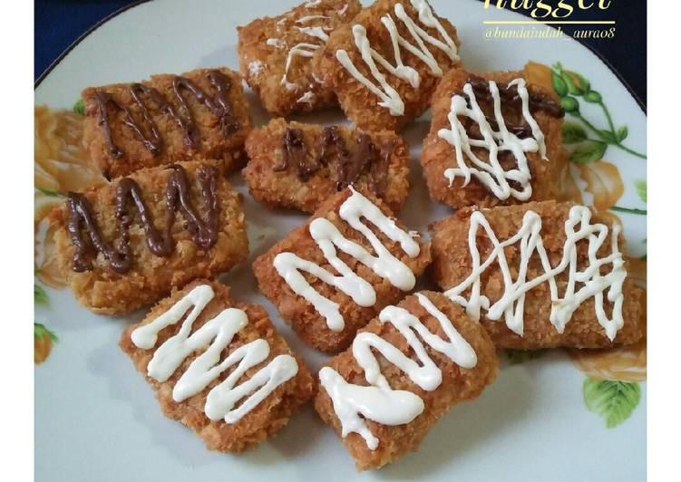 Resep Nugget Pisang Keju (#pr_cemilanjamannow)
