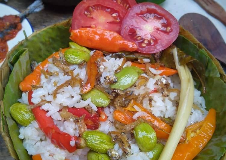 Resep Nasi liwet ricecooker