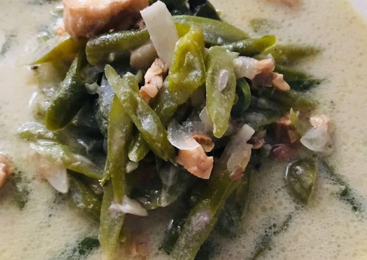 Resep Sayur tauco