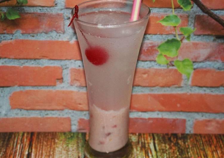 Resep Mojito Strawberry
