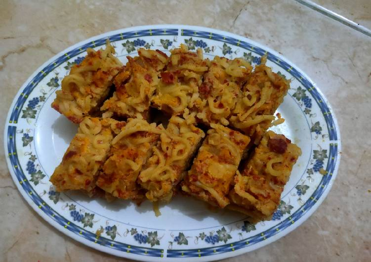 Resep Schotel Mie