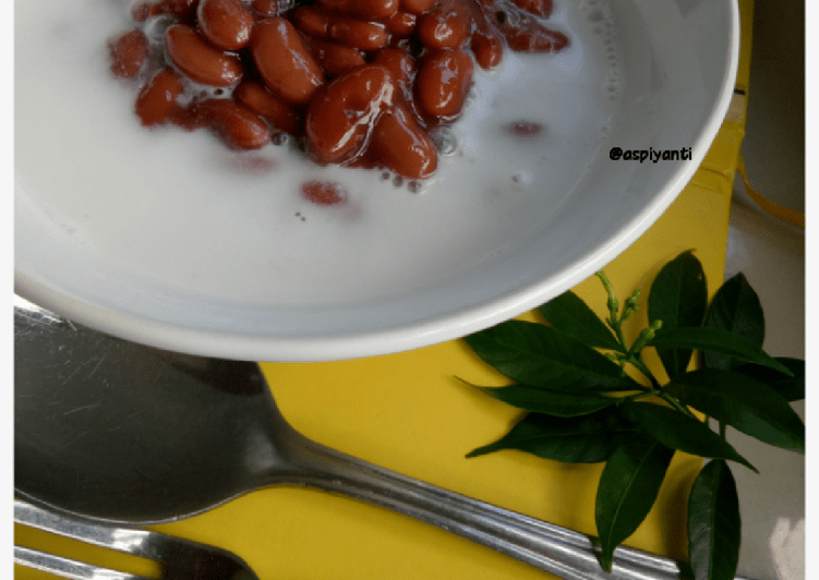 Resep Kacang Merah Presto