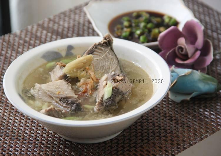 Resep Sup Ikan Tongkol