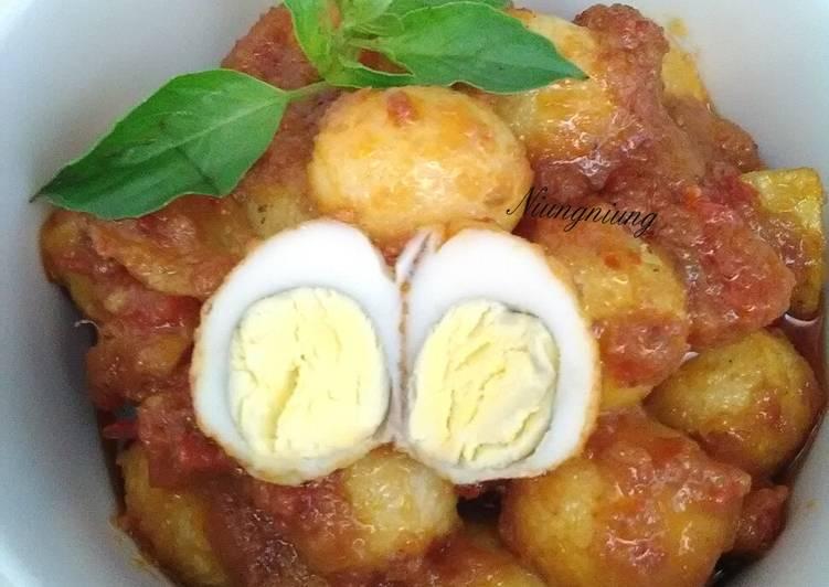 Resep SambaL Telur puyuh