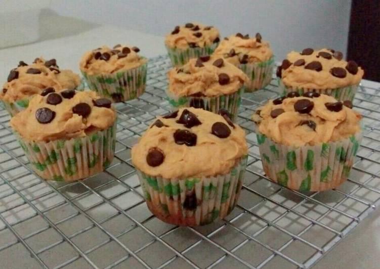 Resep Muffin Ubi Kuning
