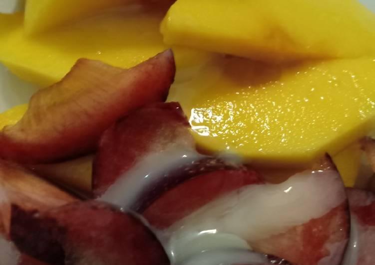 Resep (Seri Diet) Squash Fruit
