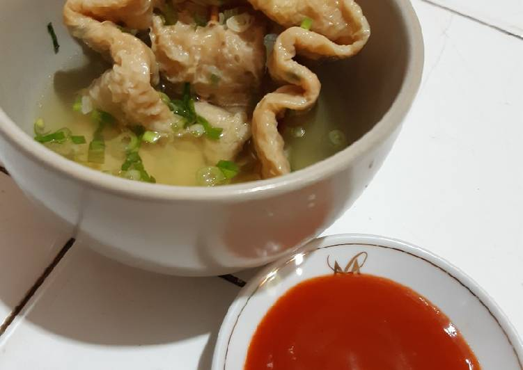 Resep Eomuk (korean fishcake)