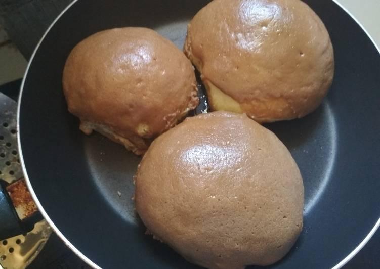 Resep Roti Boy teflon