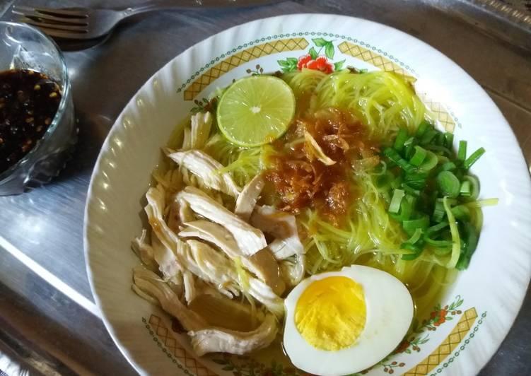 Resep Bihun Sup