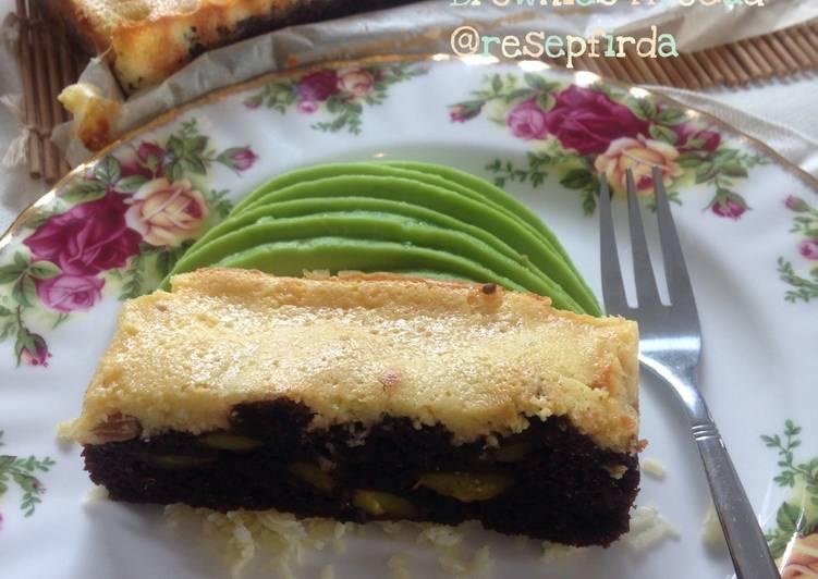 Resep Brownies Avocad #BrowniesAlpukat